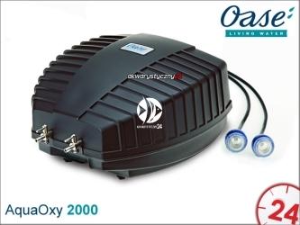 OASE AquaOxy 2000 (57350) - Pompa napowietrzająca do stawów do 20m3