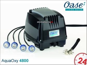 OASE AquaOxy 4800 | Pompa napowietrzająca do stawów do 50m3