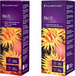 AQUAFOREST Bio S (102001) - Bakterie tworzące środowisko dla namnażania bakterii z rodziny Nitrospirae oraz Nitrobacter.