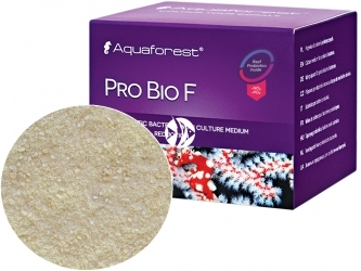 AQUAFOREST Pro Bio F 25g - Bakterie probiotyczne z pożywką