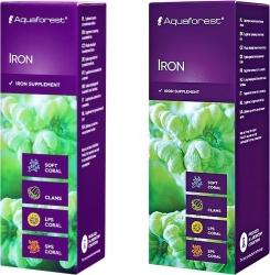 AQUAFOREST Iron (105007) - Suplement zawiera skoncentrowane żelazo