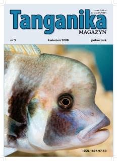 Tanganika Magazyn Magazyn nr.3 - Półrocznik o biotopie Tanganika.