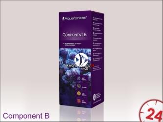 Aquaforest Component B 200ml | Przeznaczony jest do uzupełniania metali ciężkich w akwarium morskim