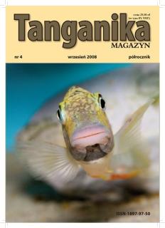 Tanganika Magazyn Magazyn nr.4 - Półrocznik o biotopie Tanganika.