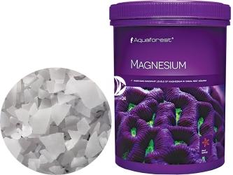 AQUAFOREST Magnesium - Środek do utrzymania stałego poziomu magnezu w akwariach rafowych