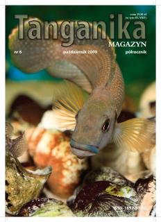 Tanganika Magazyn Magazyn nr.6 - Półrocznik o biotopie Tanganika.