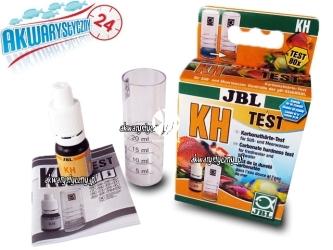 JBL KH Test - test na twardość węglanową