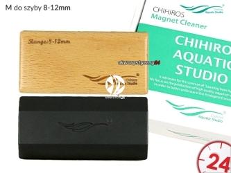 CHIHIROS Magnet Cleaner M | Czyścik magnetyczny do szyby 8-12mm