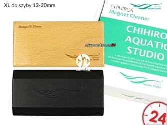 CHIHIROS Magnet Cleaner XL (330-204) - Czyścik magnetyczny do szyby 12-20mm
