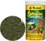TROPICAL Spirulina Granulat - Tonący granulat, pokarm roślinny z dodatkiem glonów Spirulina platensis 440g (rozważany)