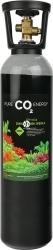 akwarystyczny24 Butla CO2 8L [Czarna] - Nowa butla CO2 do zastosowań w akwarystyce