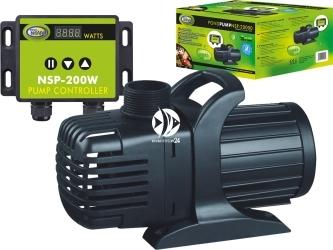 AQUA NOVA Pond Pump NSP-10000 (NSP-10000) - Pompa Eco z regulacją przepływu do oczka wodnego