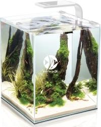 AQUAEL Shrimp Set Smart 2 (114956) - Krewetkarium z oświetleniem LED, filtrem i grzałką