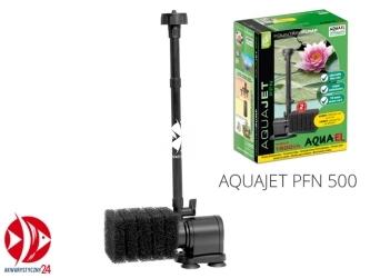 AQUAEL Aquajet PFN 500 (109433) - Pompa fontannowa 500l/h do oczek wodnych