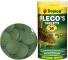 TROPICAL Pleco's Tablets - Pokarm ze spiruliną i dodatkiem drewna dębowego dla dużych zbrojników 300g (rozważany)