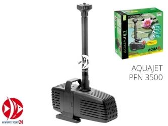 AQUAEL Aquajet PFN 3500 (109844) - Pompa fontannowa 3500l/h do oczek wodnych