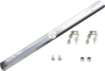 AQUAWILD Odbłyśnik symetryczny AL Professional pasuje na świetlówki T5 (ALPROS390) - Pasuje na świetlówki T5, wykonany z aluminium.