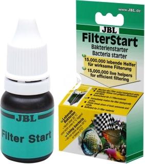 JBL FilterStart (25182) - Biostarter, żywe bakterie na start akwarium
