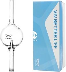 VIV Licznik bąbelków CO2 Music (300-62) - Szklany, reguluje odpowiednią ilość podawanego dwutlenku węgla