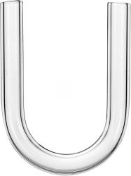 VIV Szklana U-rurka 22mm (202-03) - Do zastosowania nad krawędzią szyby akwarium