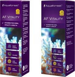 AQUAFOREST AF Vitality - Suplement zawierający skoncentrowane witaminy dla koralowców