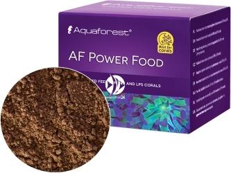 AQUAFOREST AF Power Food 20g - Proszkowy pokarm przeznaczony głównie dla koralowców SPS