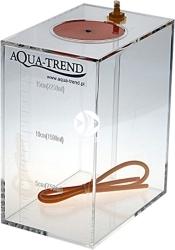 AQUA TREND Zbiornik na Płyny 2,5l (ATRS0005) - Zbiornik akrylowy przeznaczony do pobierania płynów dozowanych do akwarium lub jako zasobnik na wodę RO