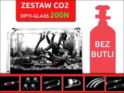 200N - Zestaw Co2 bez butli