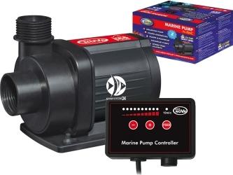 AQUA NOVA Marine Pump N-RMC-9000 (N-RMC 9000) - Pompa obiegowa z kontrolerem przepływu 9000l/h, 65W, H.max. 5,2m