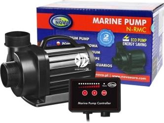 AQUA NOVA Marine Pump N-RMC-15000 (N-RMC-15000) - Pompa obiegowa z kontrolerem przepływu 15000l/h, 105W, H.max. 5,7m