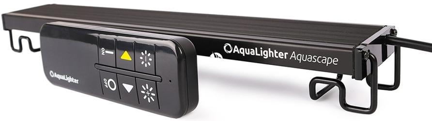 AQUALIGHTER Aquascape 30cm (8778) - Oświetlenie Led z pilotem do akwarium słodkowodnego