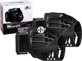 Mover MX9800 (Dwupak) (PMVE25) - Komplet dwóch niewielkich pomp cyrkulacyjnych Mover do akwarium