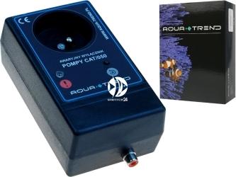 AQUA TREND Wyłacznik awaryjny pompy CAT/050 (AT0019) - Urządzenie służące odłączeniu pompy po przekroczeniu określonego poziomu wody.