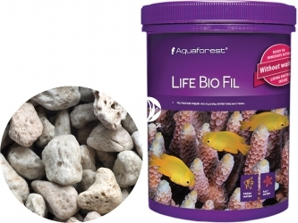 AQUAFOREST Life Bio Fil - Naturalne, biologiczne medium  filtracyjne
