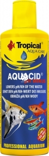 TROPICAL Aquacid pH Minus 500ml (34036) - Preparat do obniżania pH wody
