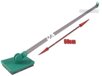 JBL BLANKI SET (61365) - Czyścik do szyb akwariowych na rączce o długości 45cm.