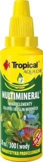 TROPICAL Multimineral 30ml (34071) - Preparat z mikroelementami do akwariów słodkowodnych