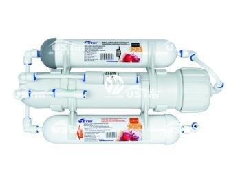 USTM Filtr RO 2 do akwarium (RO 2) - Trzystopniowa odwrócona osmoza do zmiękczania wody w akwarium