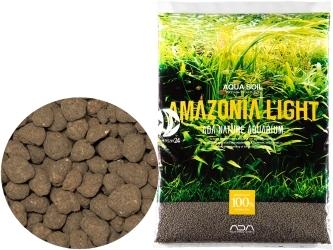ADA AMAZONIA Light (104-054) - Naturalne podłoże do akwarium roślinnego.