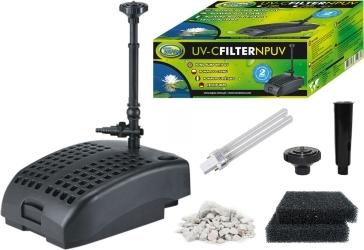 AQUA NOVA UV-C Filter NPUV-1500 (NPUV-1500) - Pompa fontannowa z lampą UV
