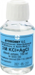 Hydromet Elektrolit 100ml (SE03-100) - Wymienny elektrolit dla sondy Hydromet ERH-AQ1