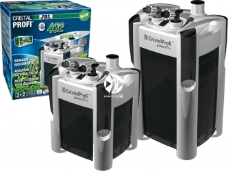 JBL CristalProfi Greenline e (60280) - Energooszczędny filtr zewnętrzny do akwarium