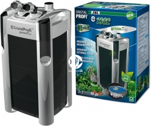 JBL CristalProfi Greenline e e1902 (60284) - Energooszczędny filtr zewnętrzny do akwarium
