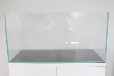 FIRE Akwarium 25x25x25cm 5mm - Wysokie jakości akwarium z super transparentnego szkła.