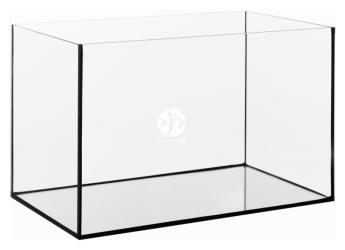 DIVERSA Akwarium 40x25x25cm [25l] (116121) - Wytrzymałe o estetycznym wyglądzie akwarium wykonane ze szkła float