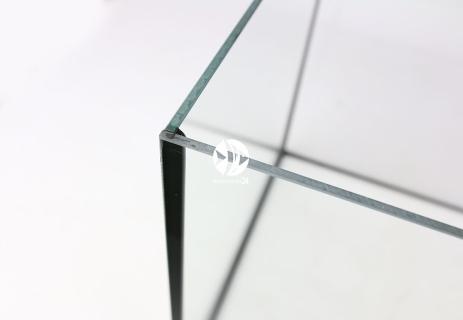 DIVERSA Akwarium 80x30x40cm [96l] (116148) - Wytrzymałe o estetycznym wyglądzie akwarium wykonane ze szkła float