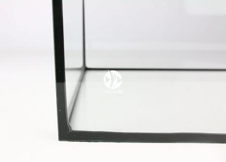 DIVERSA Akwarium 80x35x45cm [126l] (116154) - Wytrzymałe o estetycznym wyglądzie akwarium wykonane ze szkła float