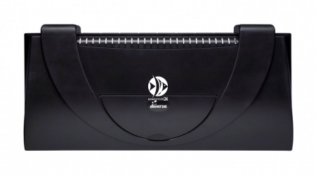 DIVERSA Pokrywa Aristo T8 60x30cm (1x15W) - Pokrywa na akwarium z tworzywa sztucznego.