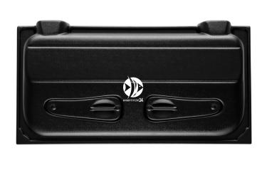 DIVERSA Pokrywa Selecto T8 80x40cm (2x18W) - Pokrywa na akwarium z tworzywa sztucznego.