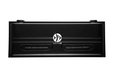 DIVERSA Pokrywa Selecto T8 120x50cm (2x30W) - Pokrywa na akwarium z tworzywa sztucznego.